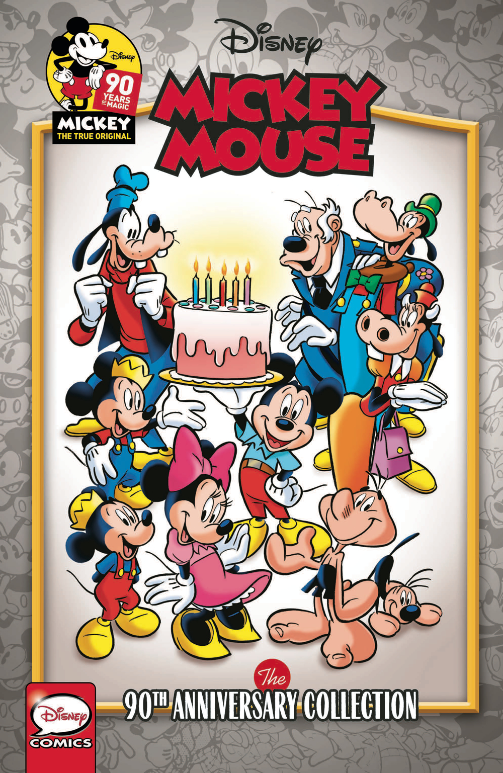 MICKEY MOUSE 90TH ANNIVERSARY COLLECTION TP