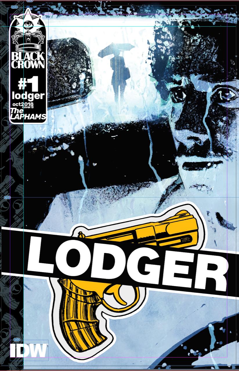 LODGER #1 10 COPY INCV SIENKIEWICZ
