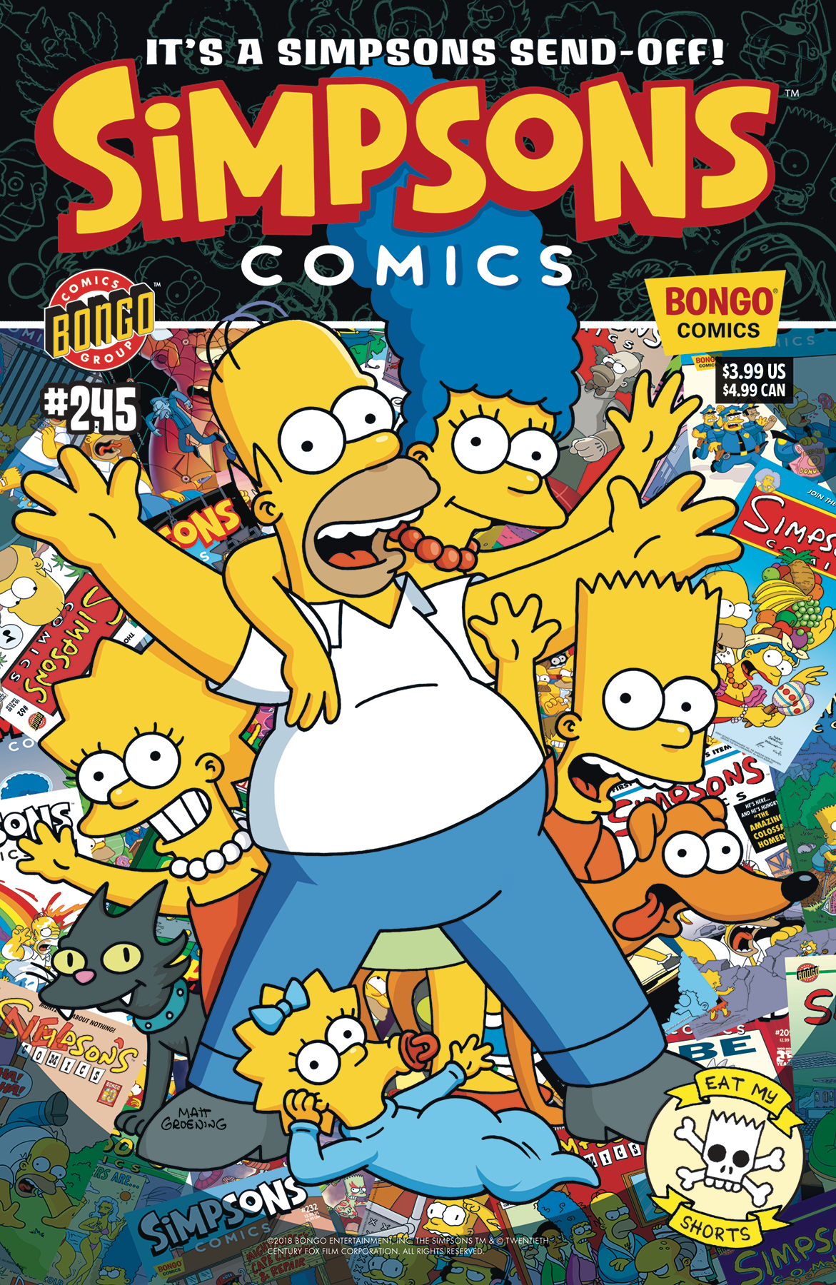Simpsons comic galleries 23