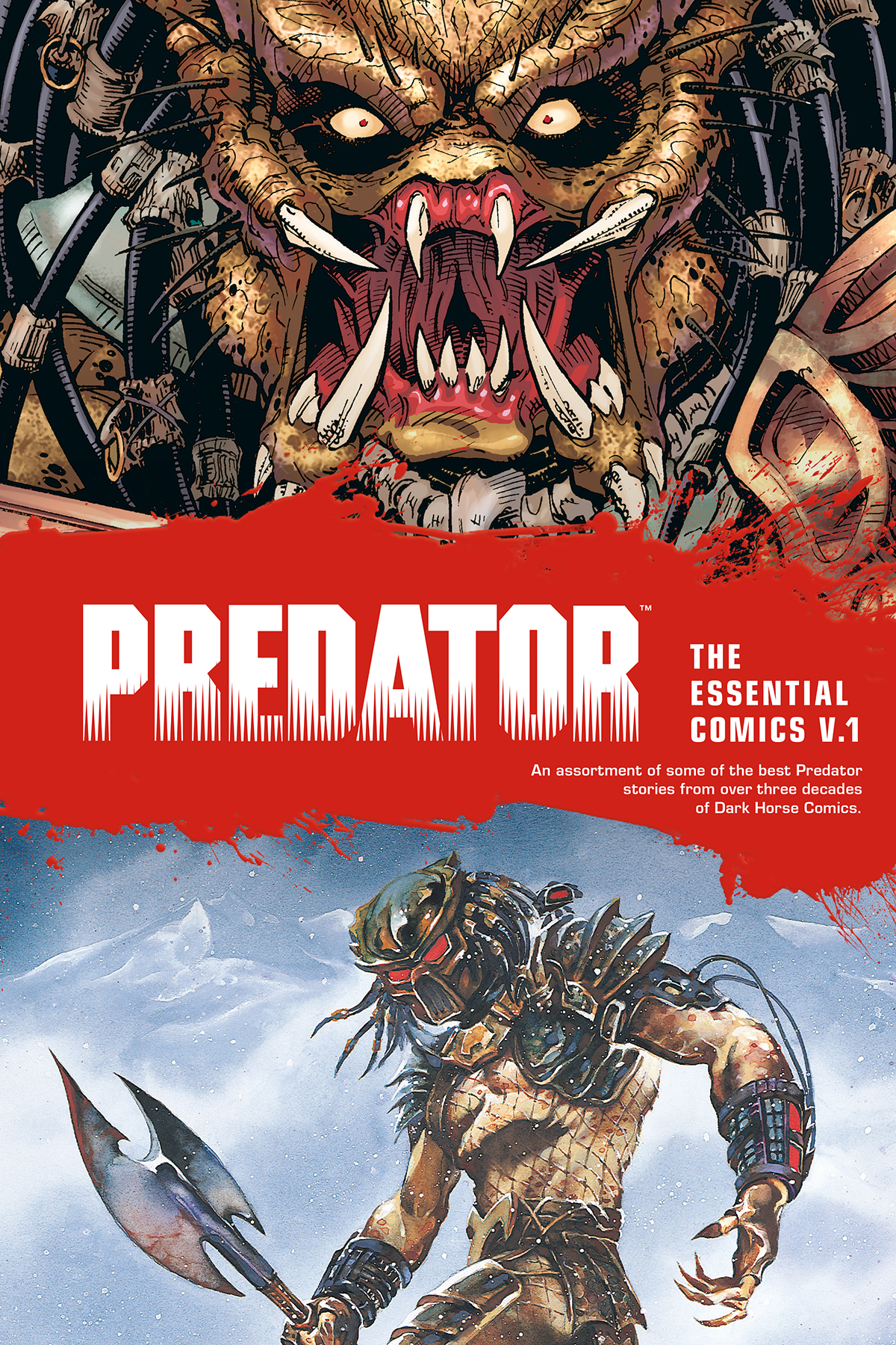 PREDATOR TP ESSENTIAL COMICS (AUG180351)