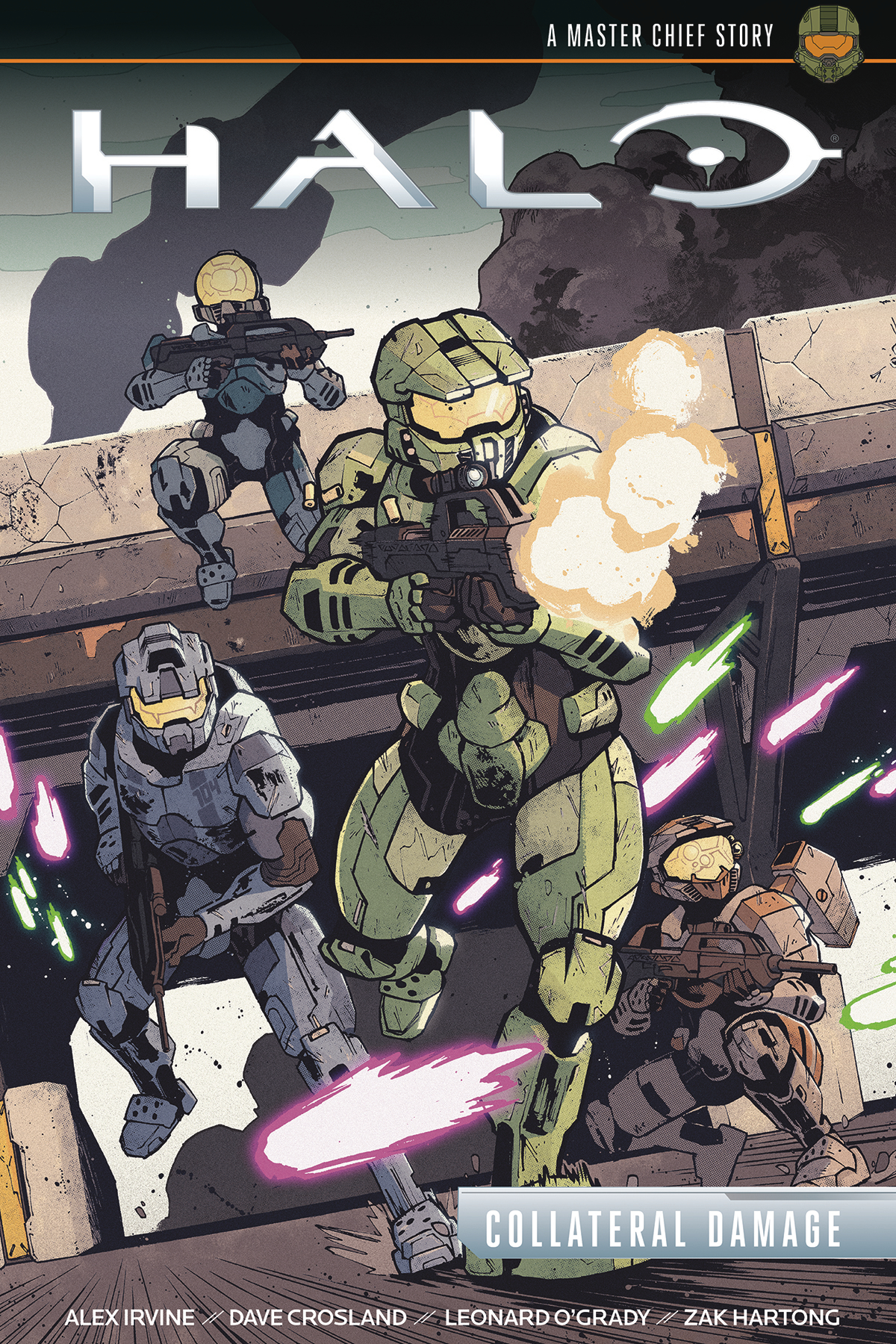 HALO HC COLLATERAL DAMAGE