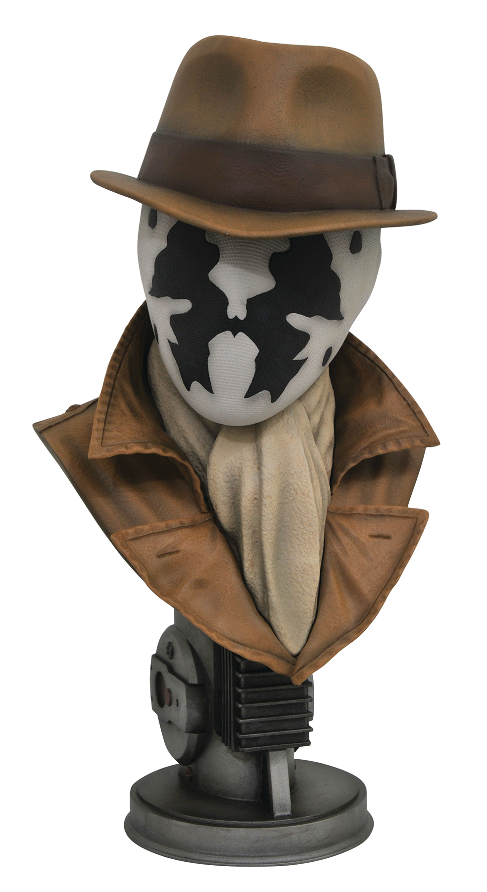 LEGENDS IN 3D MOVIE WATCHMEN RORSCHACH 1/2 SCALE BUST (O/A)