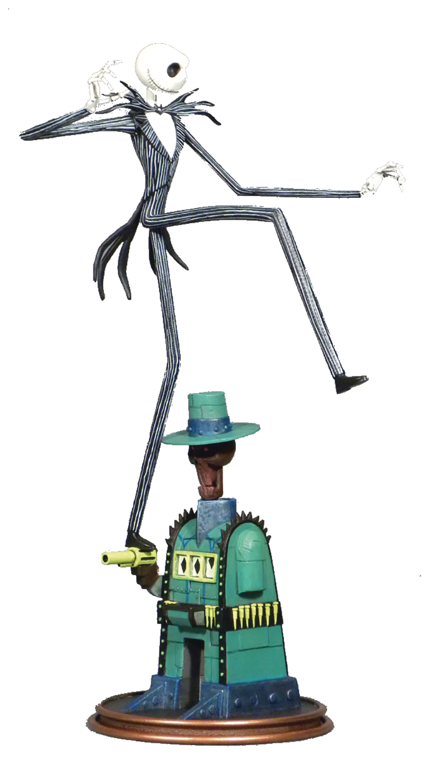 NBX GALLERY OOGIES LAIR JACK PVC FIGURE (O/A)