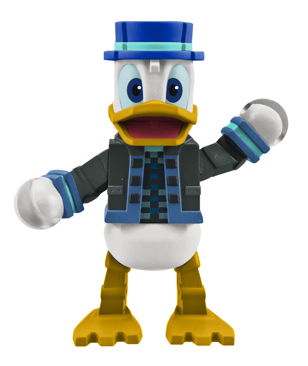KINGDOM HEARTS TOY STORY DONALD VINIMATE