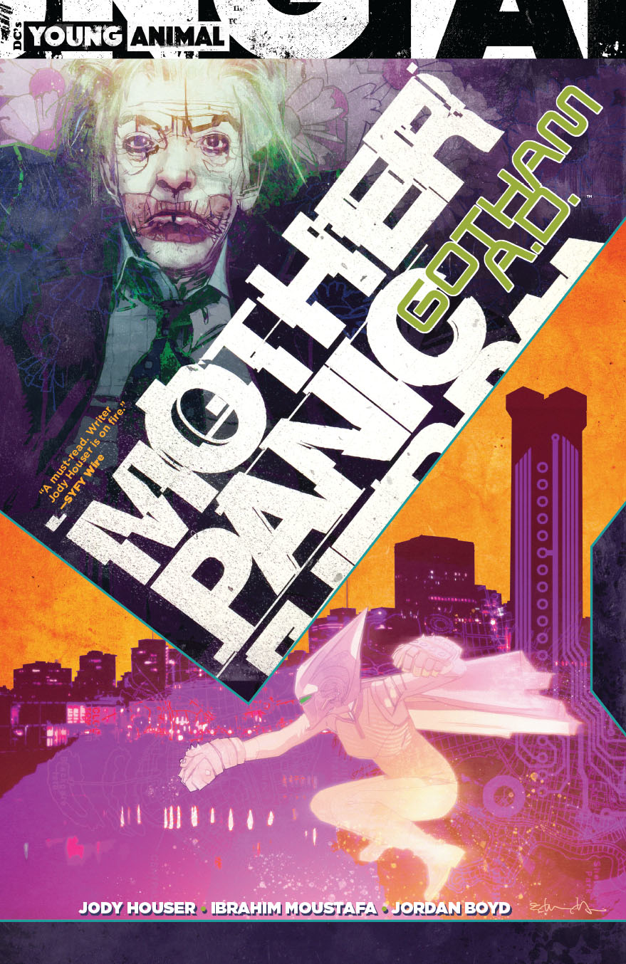 MOTHER PANIC GOTHAM A D TP (MR)