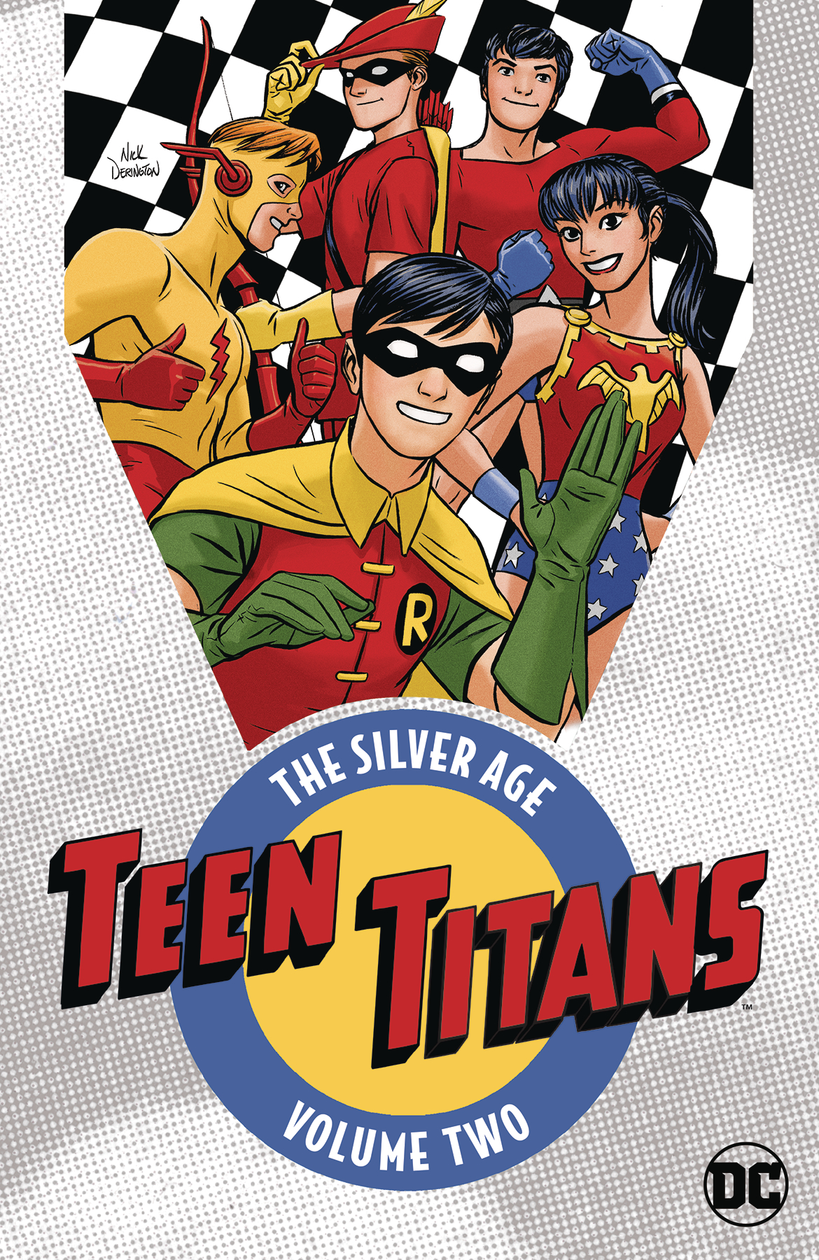 TEEN TITANS THE SILVER AGE TP VOL 02
