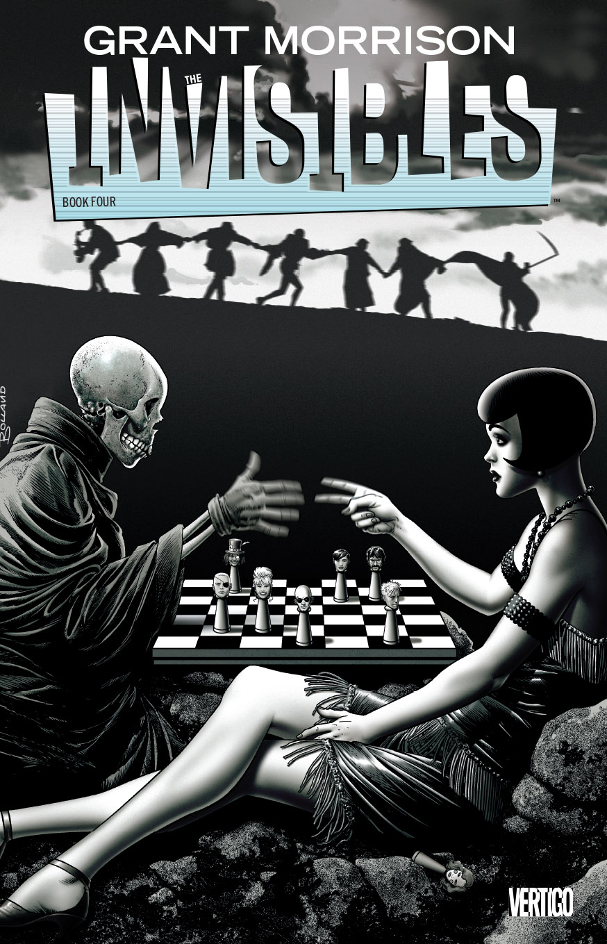 INVISIBLES TP BOOK 04 (MR)