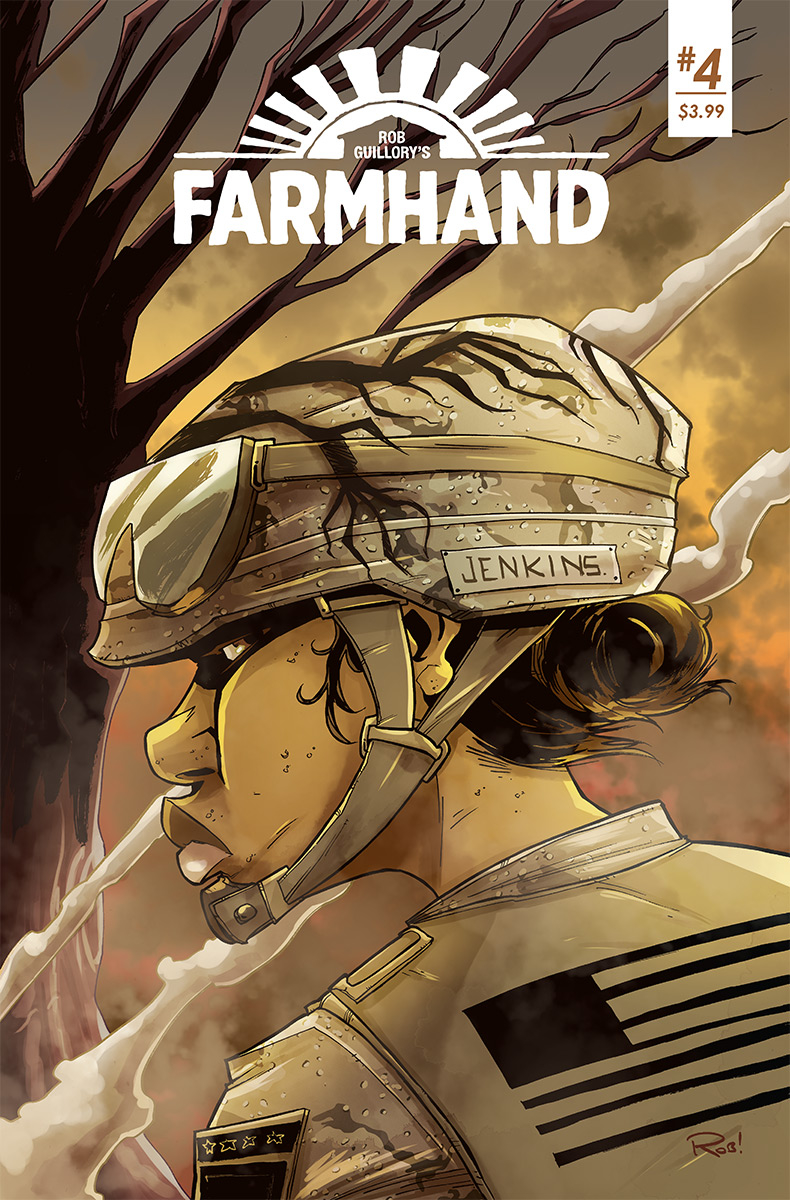 FARMHAND #4 (MR)