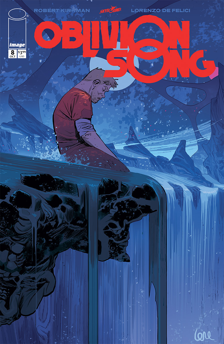 OBLIVION SONG BY KIRKMAN & DE FELICI #8 (MR)