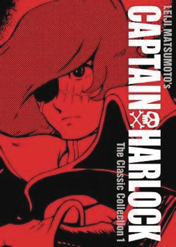 CAPTAIN HARLOCK CLASSIC COLLECTION GN VOL 03