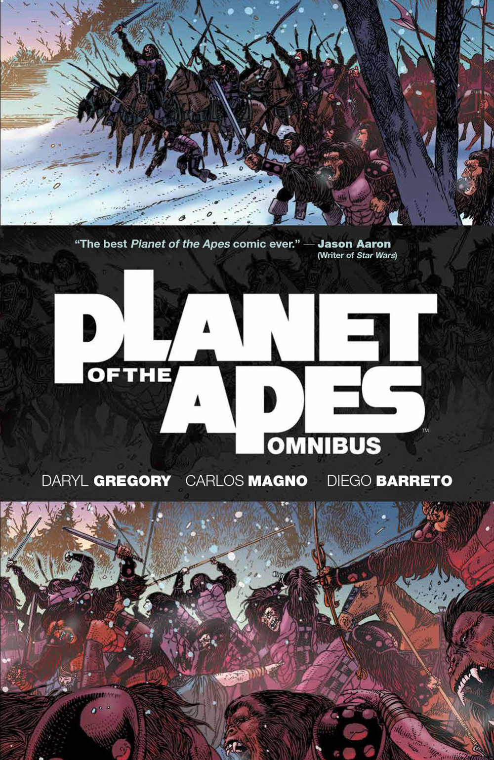 PLANET OF THE APES OMNIBUS TP VOL 01