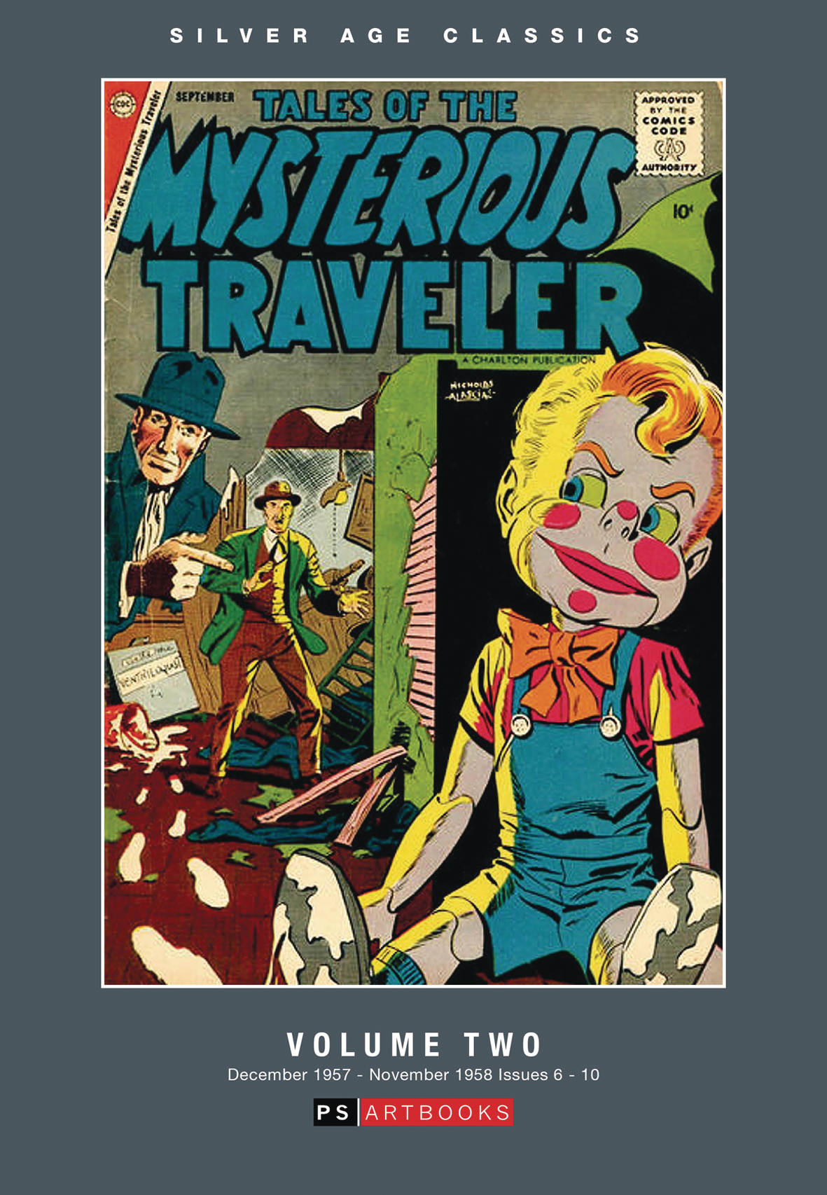 SILVER AGE CLASSICS TALES OF MYSTERIOUS TRAVELER HC VOL 02 (