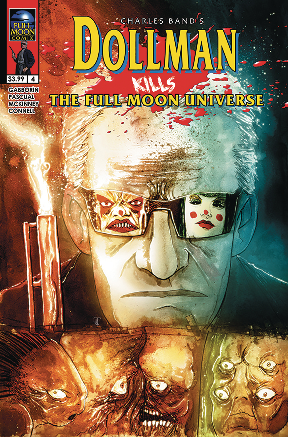 DOLLMAN KILLS THE FULL MOON UNIVERSE #4 CVR A TEMPLESMITH (M