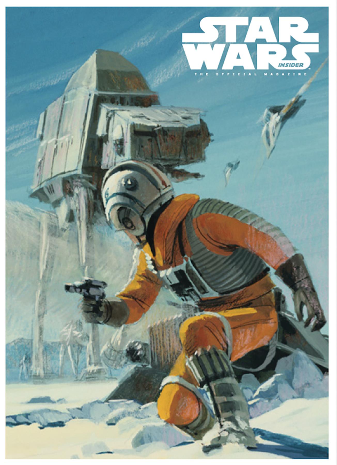 STAR WARS INSIDER #185 PX ED