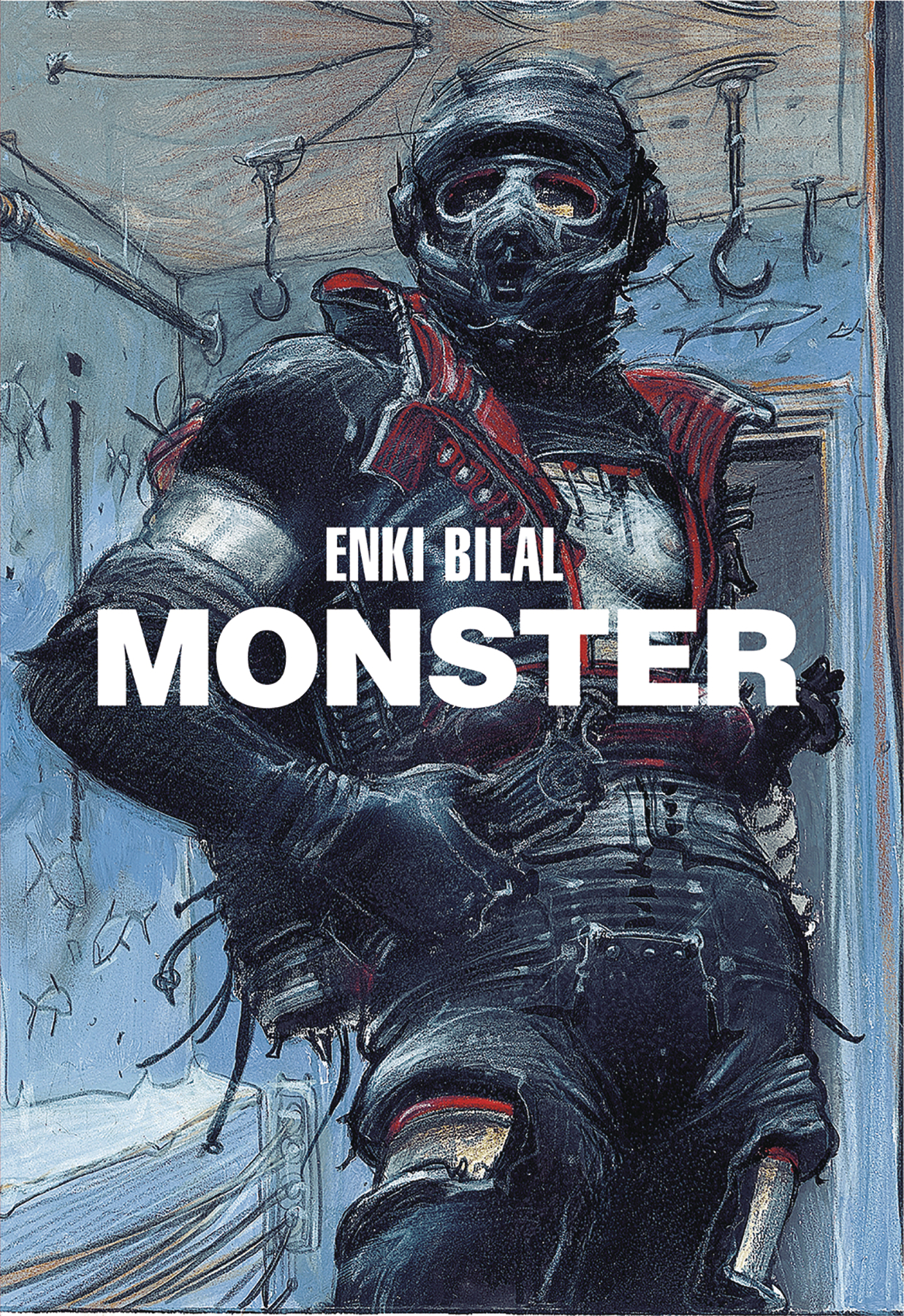ENKI BILAL MONSTER HC (MR)