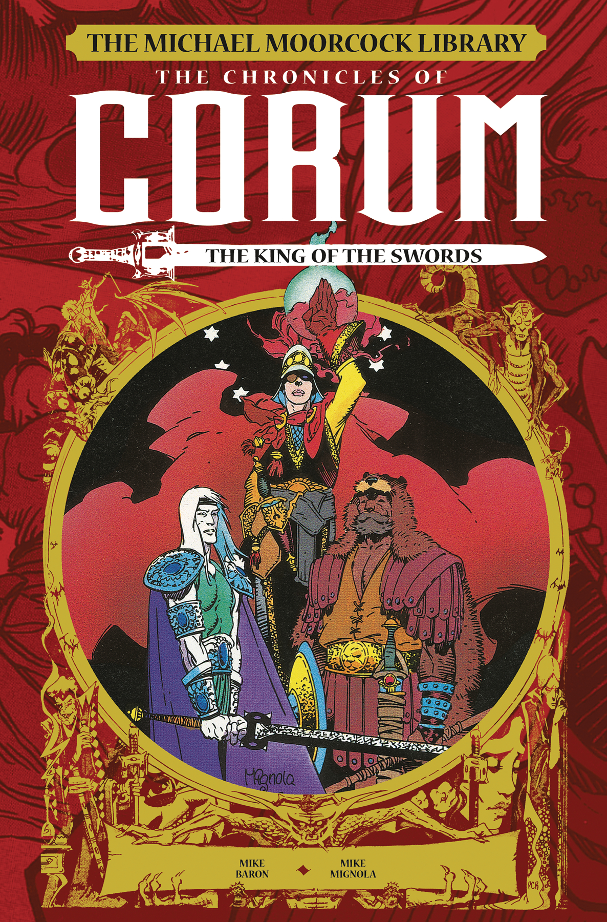 MOORCOCK LIB CORUM HC VOL 03 KING OF THE SWORDS