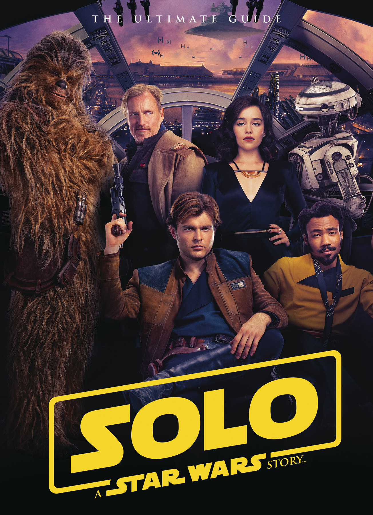 SOLO A STAR WARS STORY ULTIMATE GUIDE SC