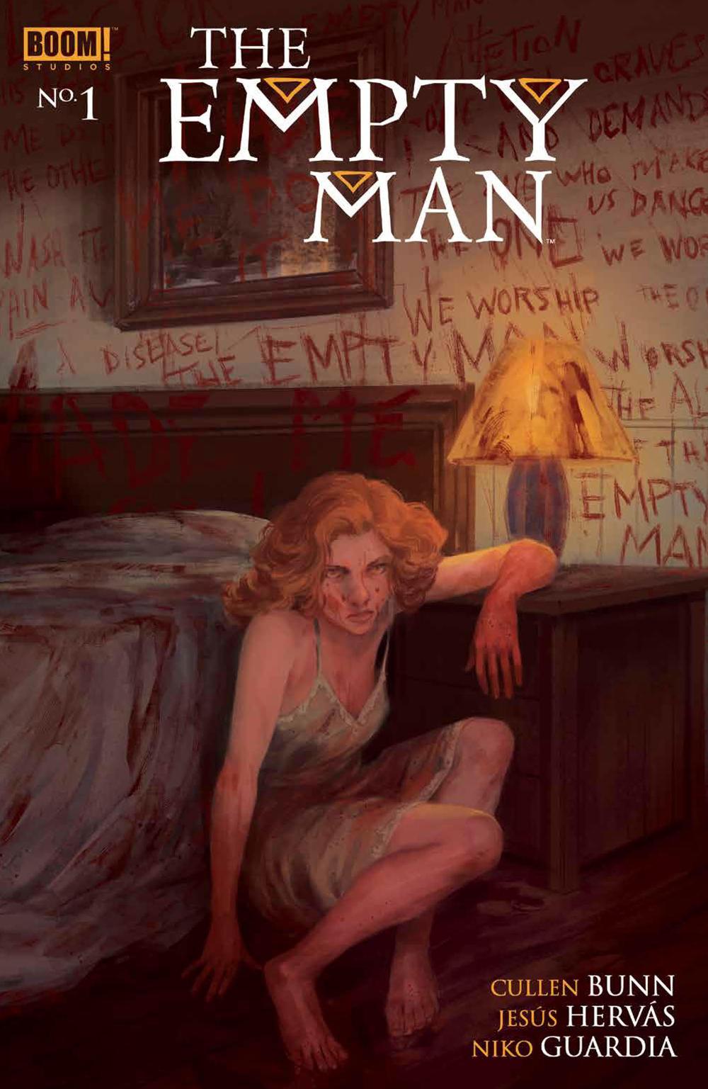 EMPTY MAN #1 MAIN
