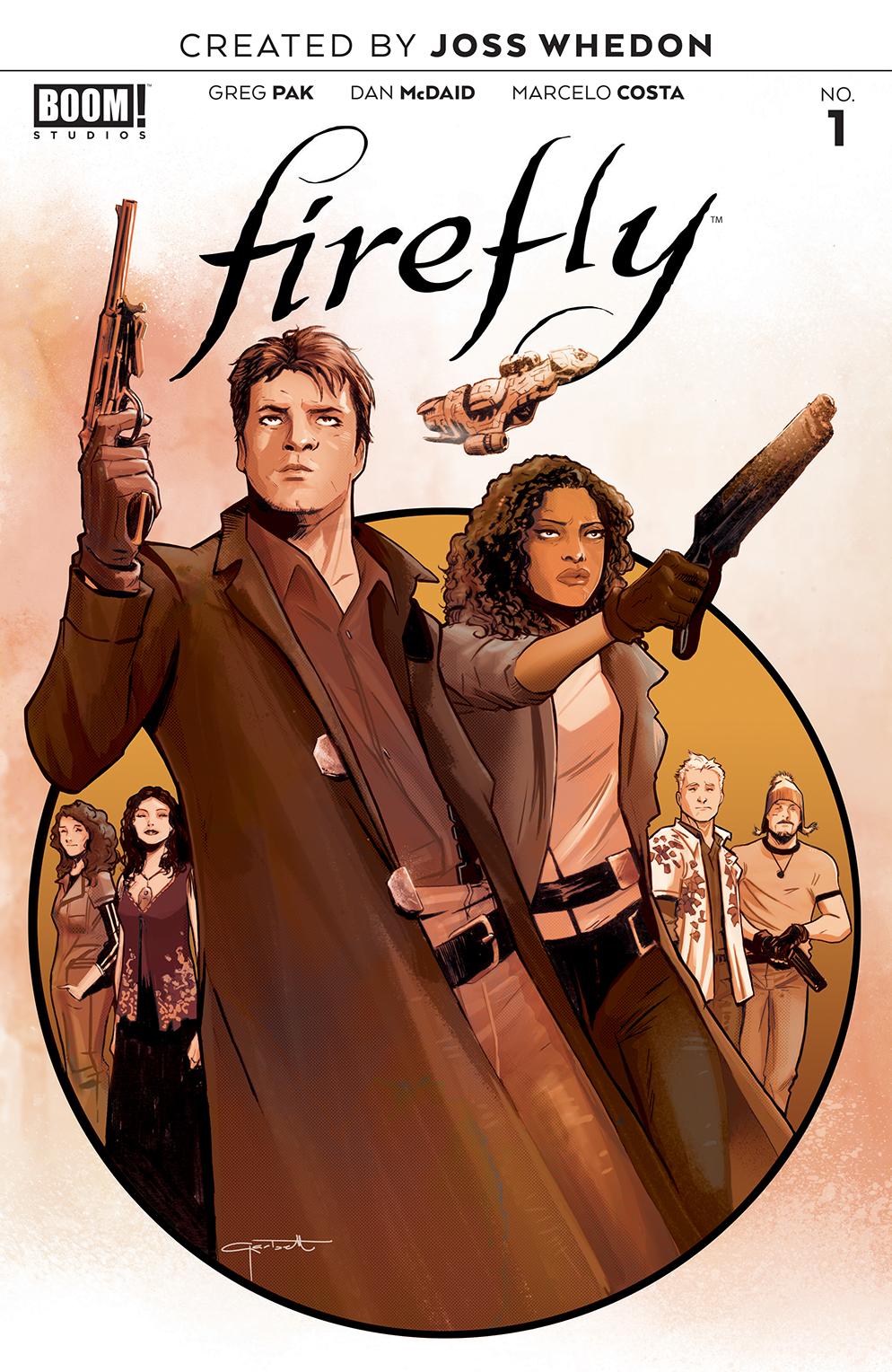 FIREFLY #1 MAIN