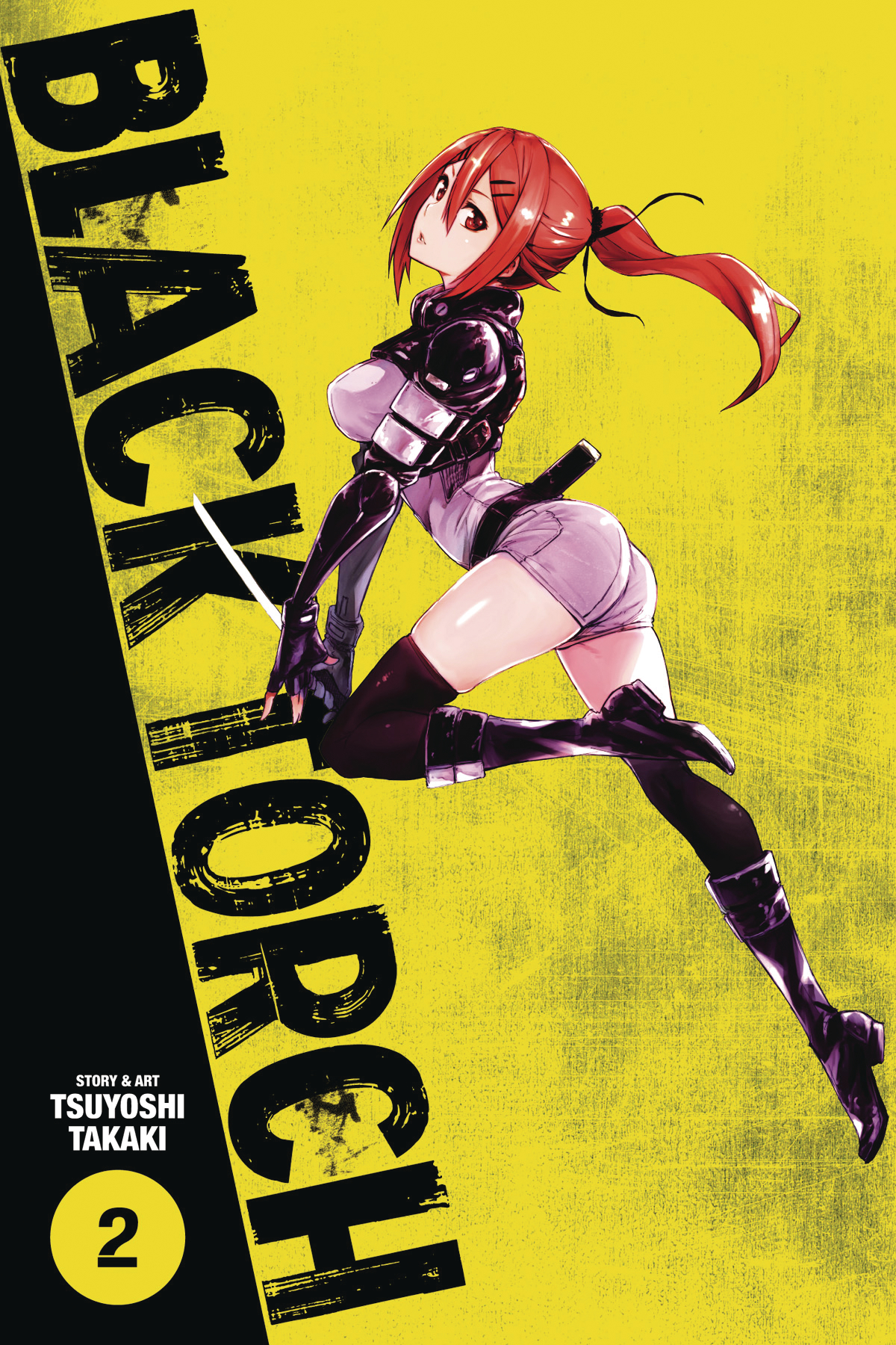 BLACK TORCH GN VOL 02