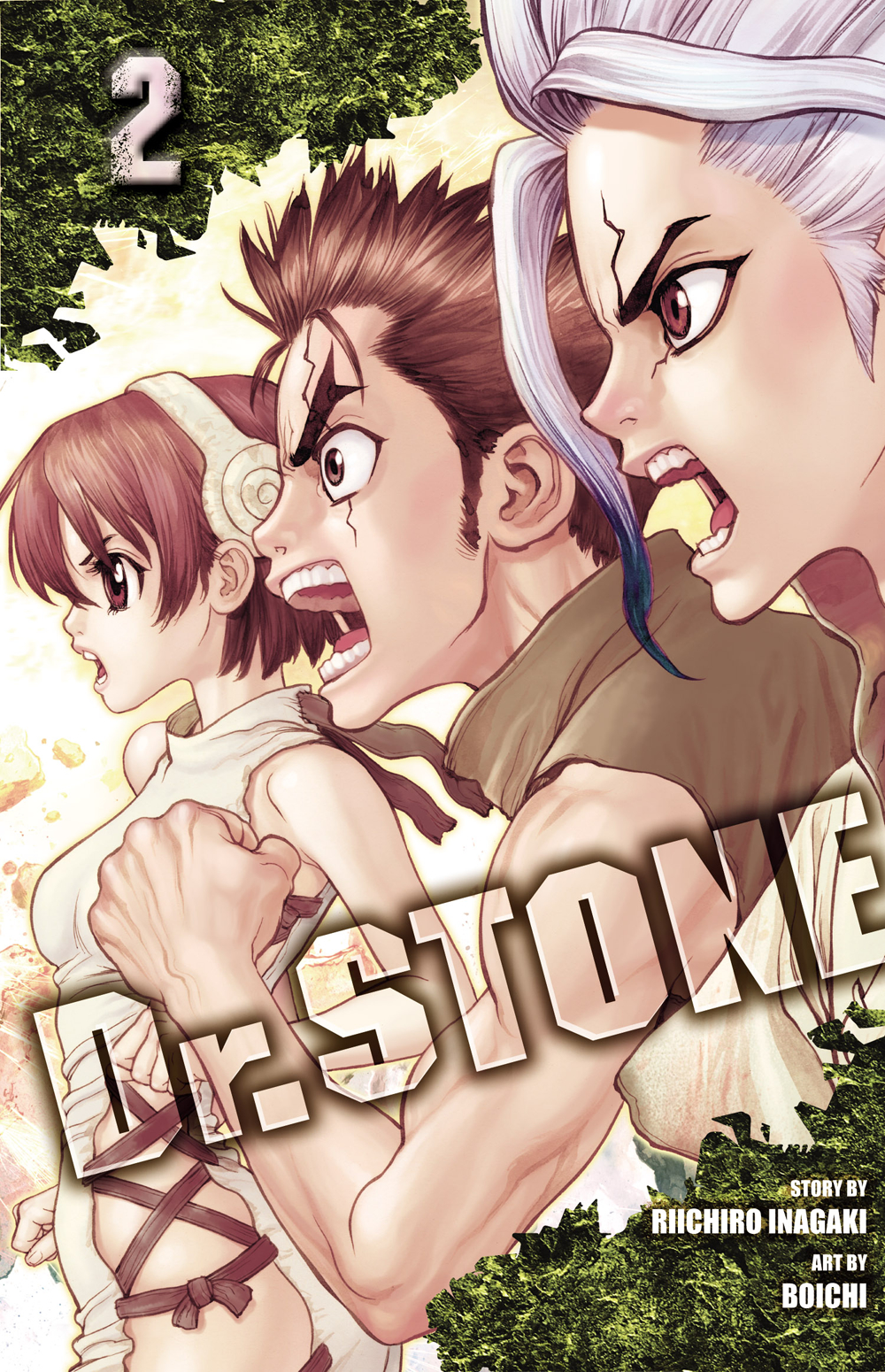 DR STONE GN VOL 02