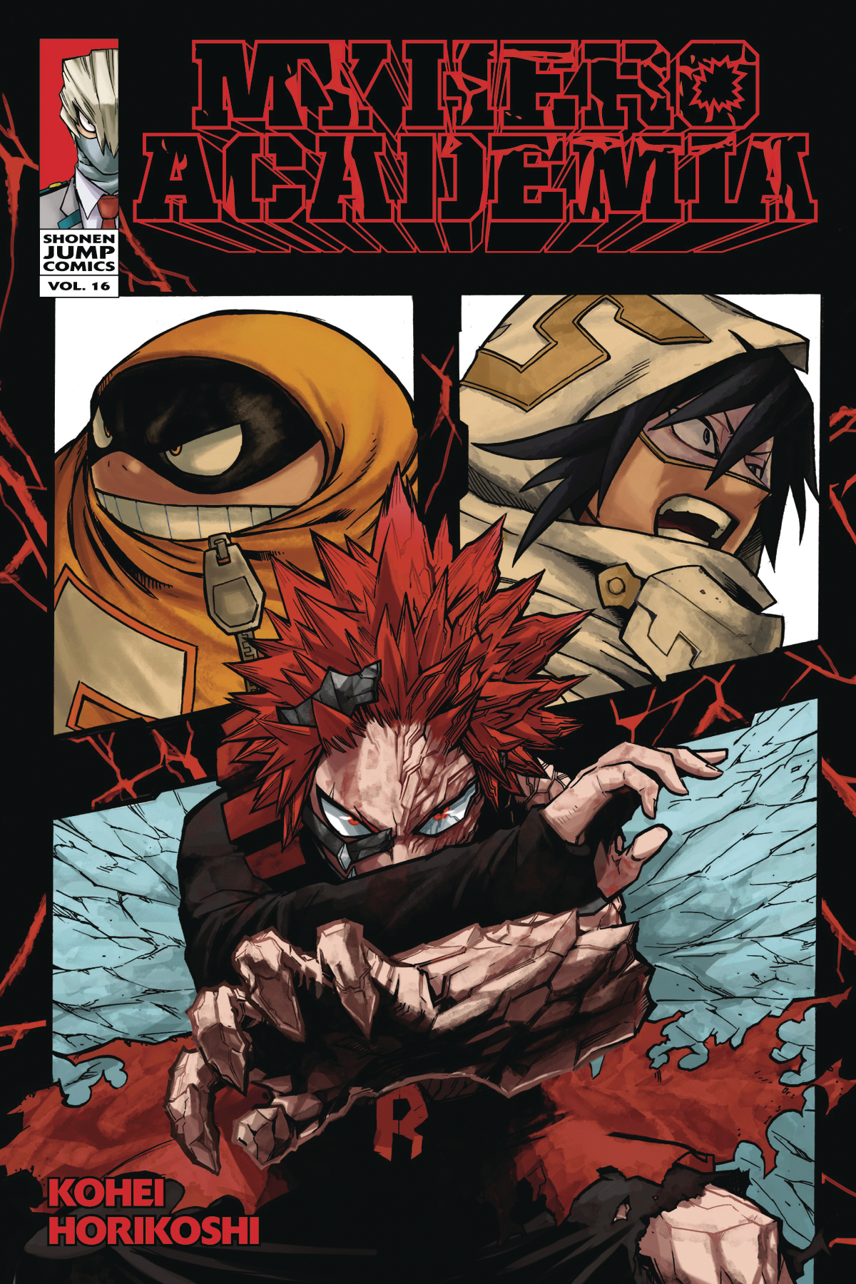 MY HERO ACADEMIA GN VOL 16