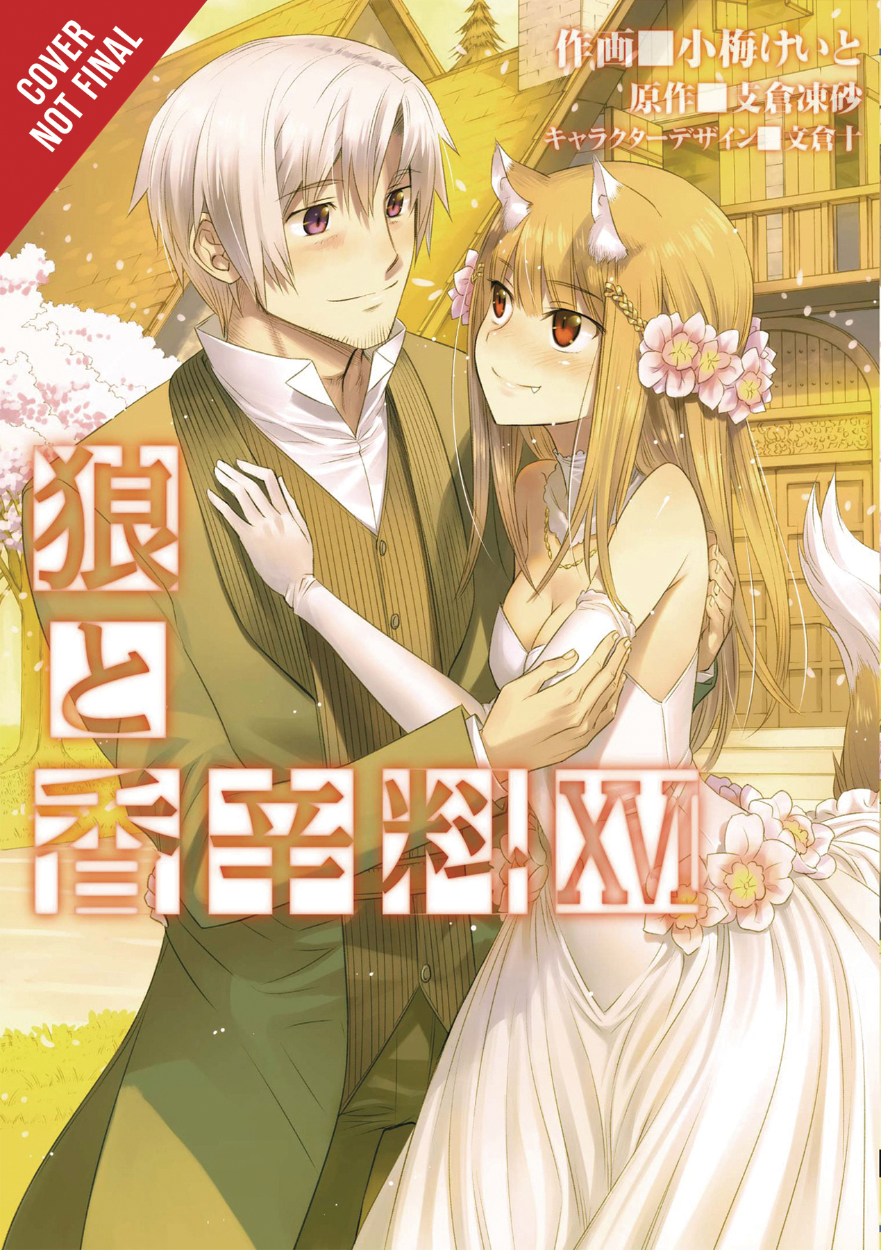 SPICE AND WOLF GN VOL 16 (MR)