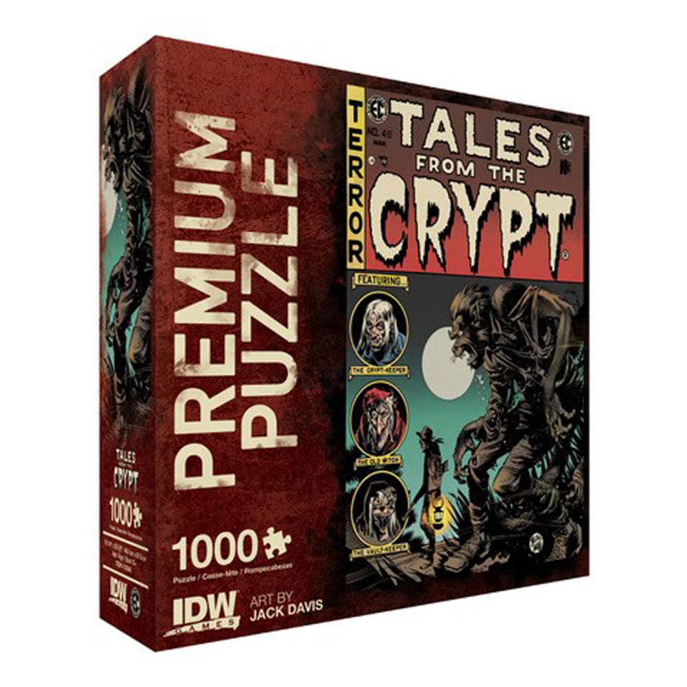 TALES FROM THE CRYPT WEREWOLF PREMIUM PUZZLE