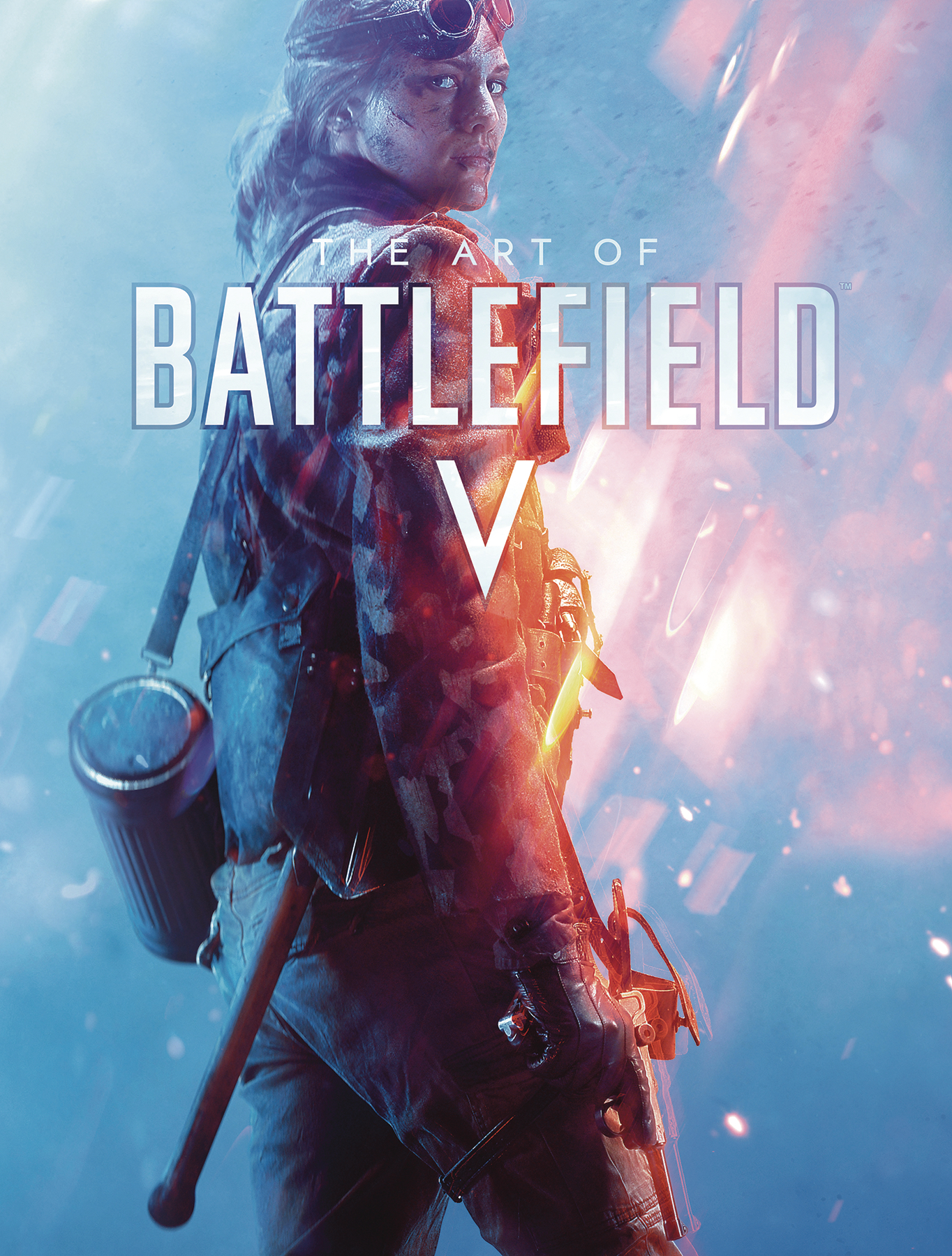 ART OF BATTLEFIELD V HC (O/A)
