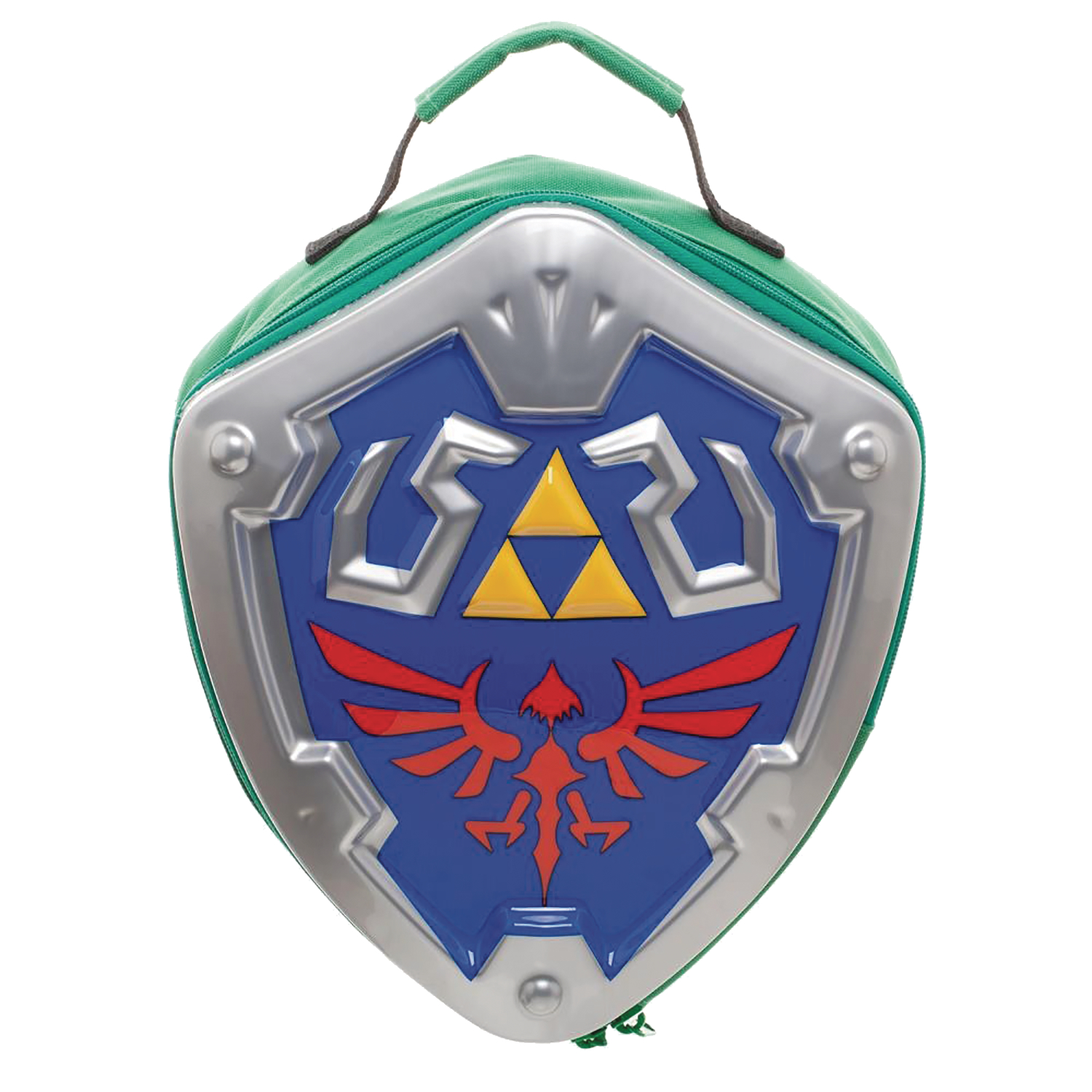 LOZ SKYWARD SWORD LINK HYLIAN SHIELD MOLDED LUNCH BOX