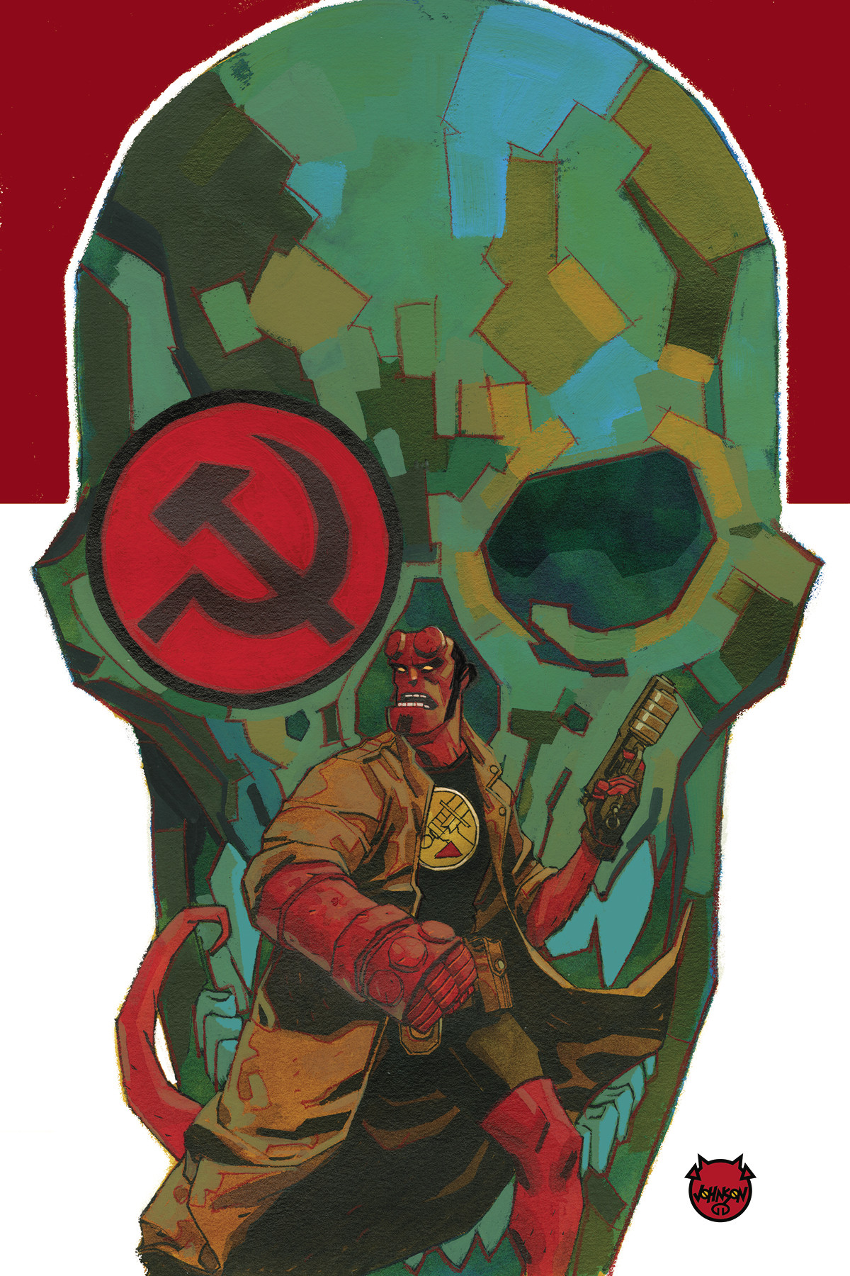 HELLBOY AND BPRD 1956 #1 (OF 5)