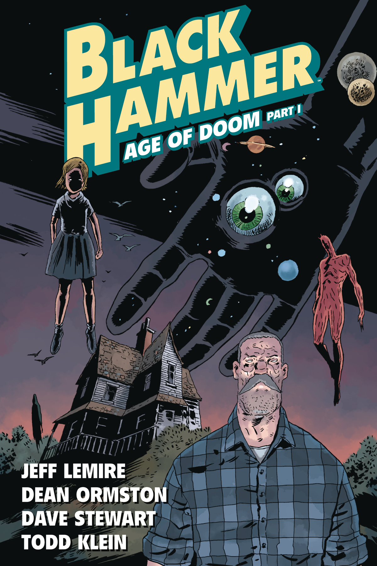 BLACK HAMMER TP VOL 03 AGE OF DOOM PART I (SEP180278)