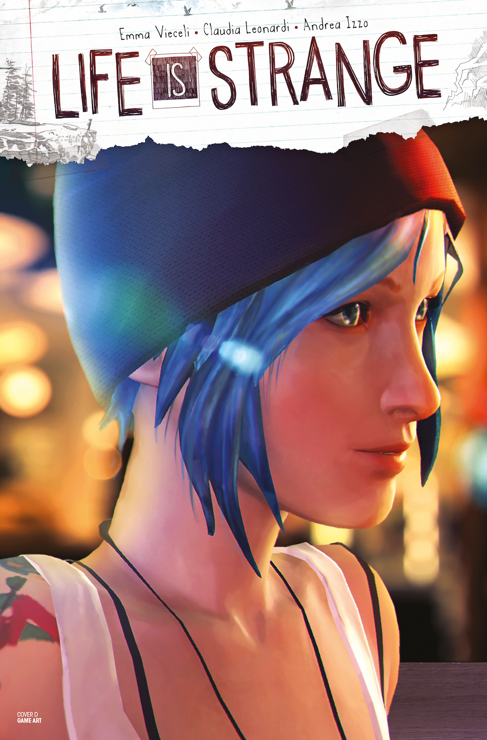 LIFE IS STRANGE #1 CVR D CHLOE GAME ART