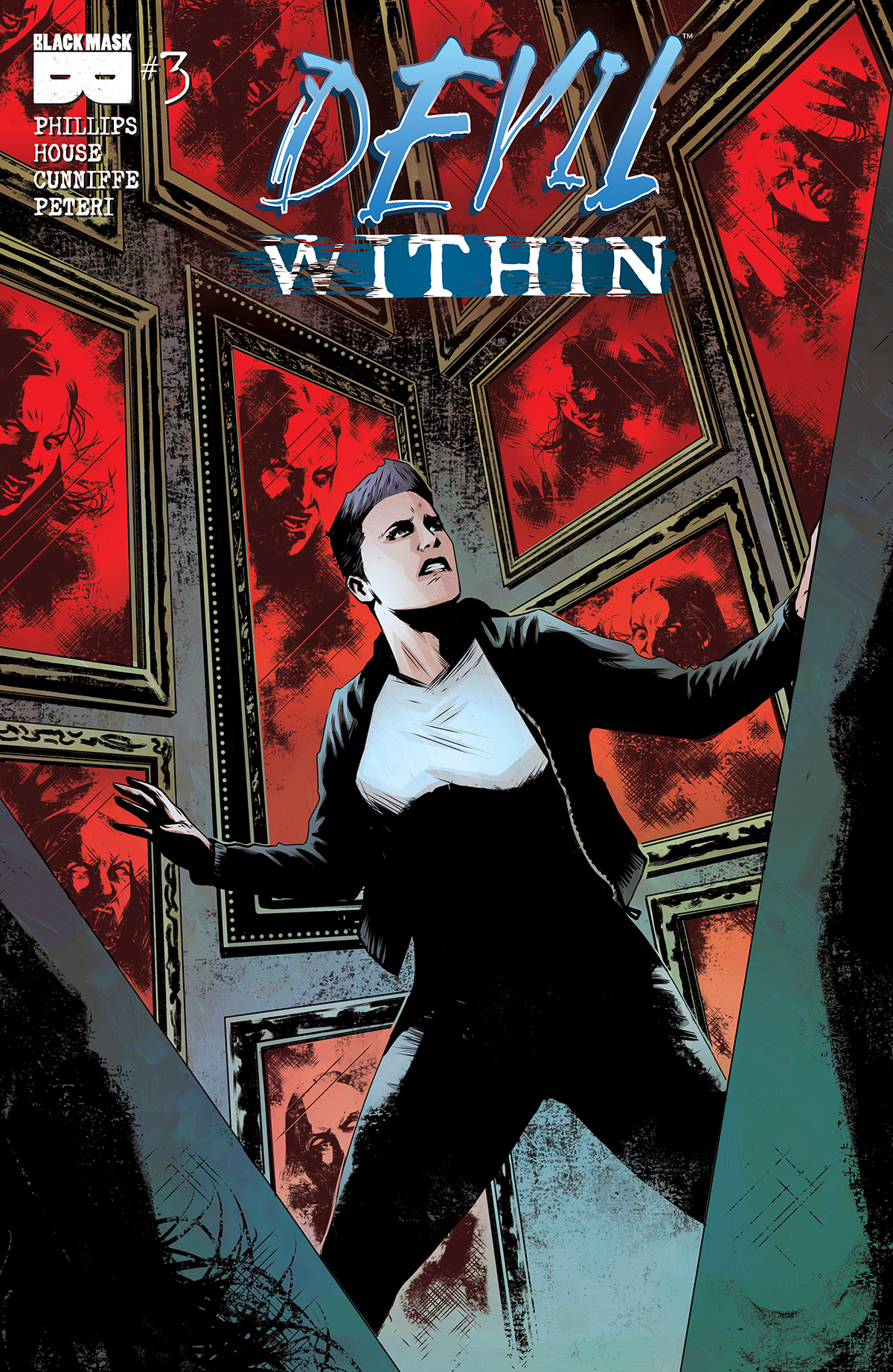 DEVIL WITHIN #3 (OF 4) (MR)
