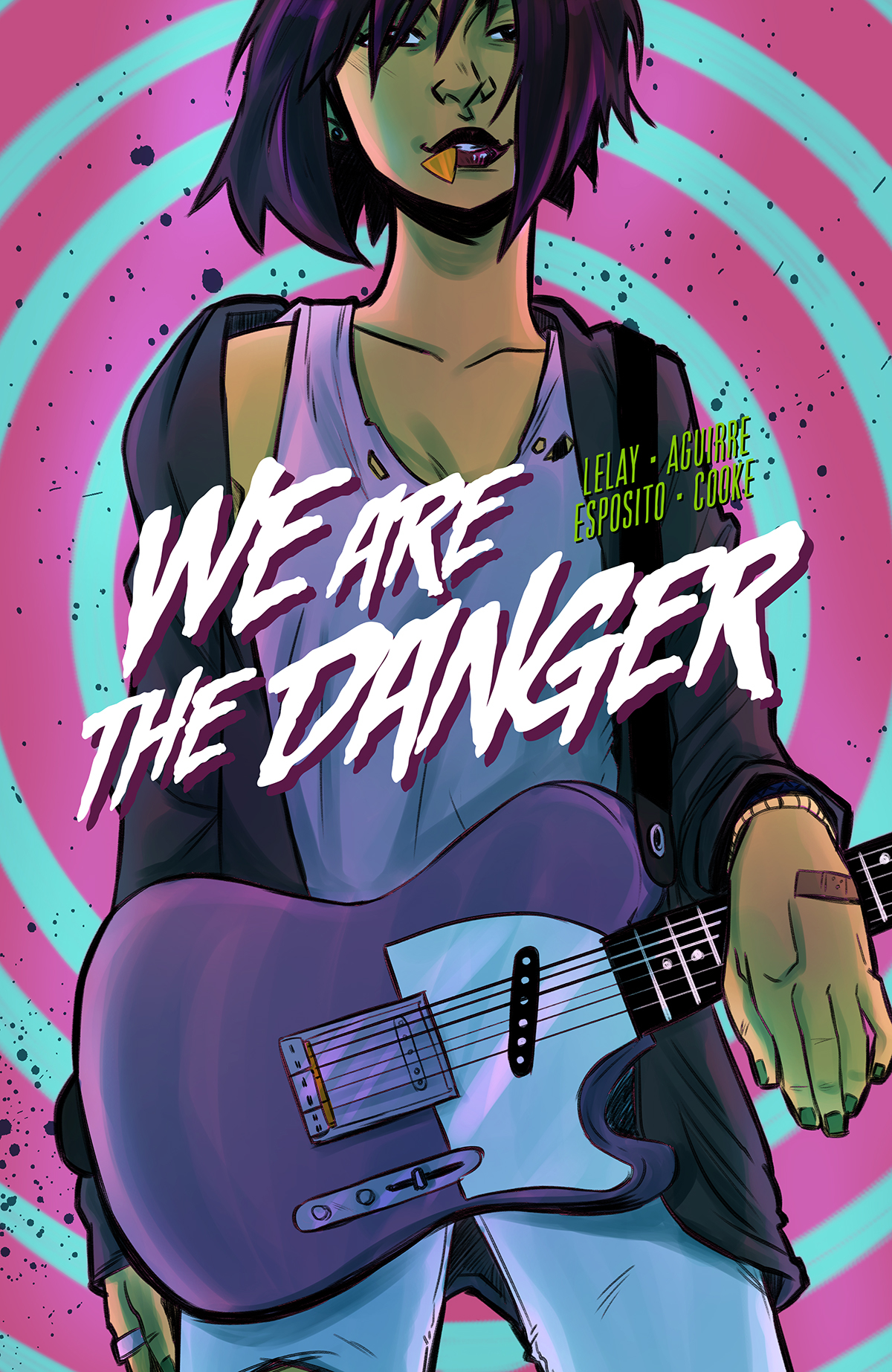 WE ARE THE DANGER TP VOL 01 (MR)