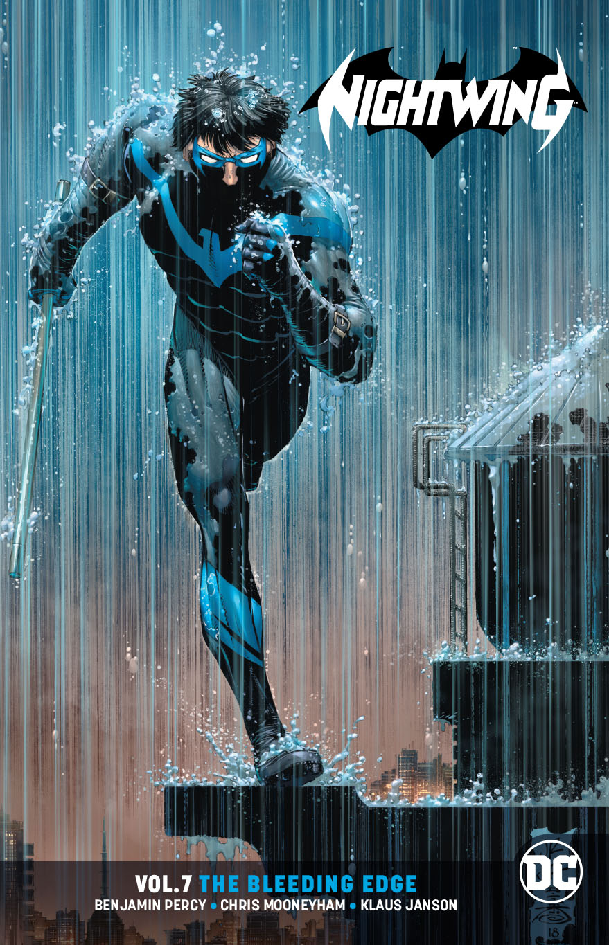 NIGHTWING TP VOL 07 THE BLEEDING EDGE