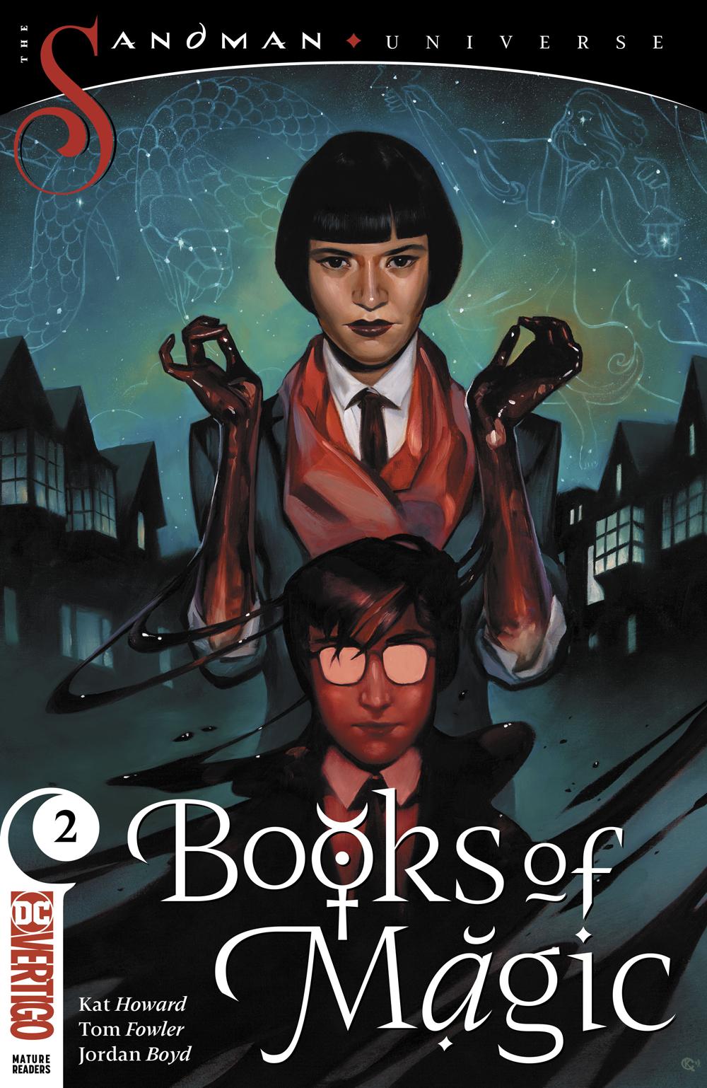BOOKS OF MAGIC #2 (MR)