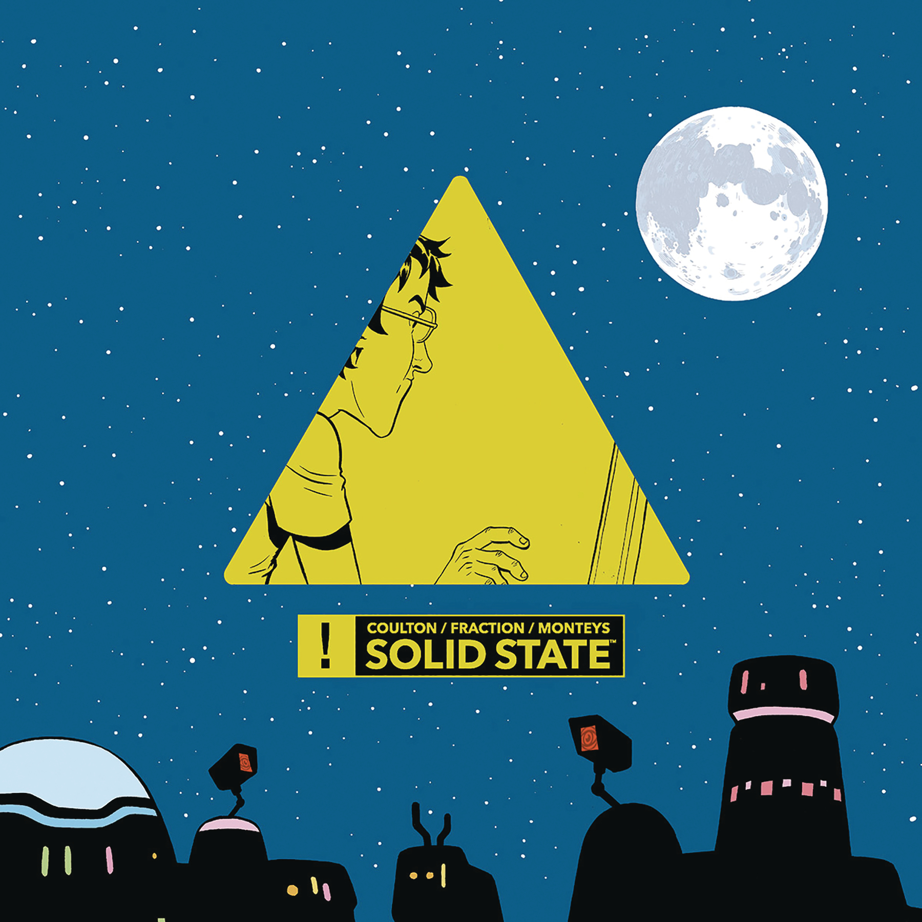 SOLID STATE SIGNED ED HC