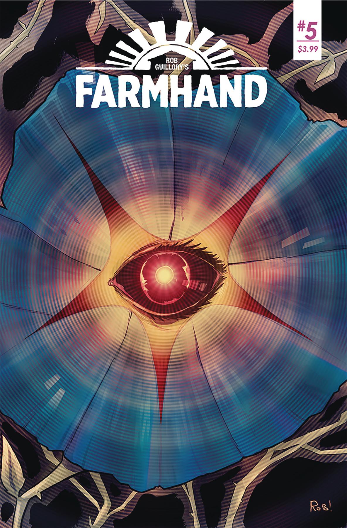 FARMHAND #5 (MR)