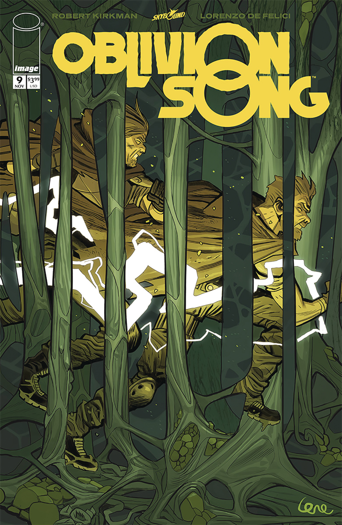 OBLIVION SONG BY KIRKMAN & DE FELICI #9 (MR)
