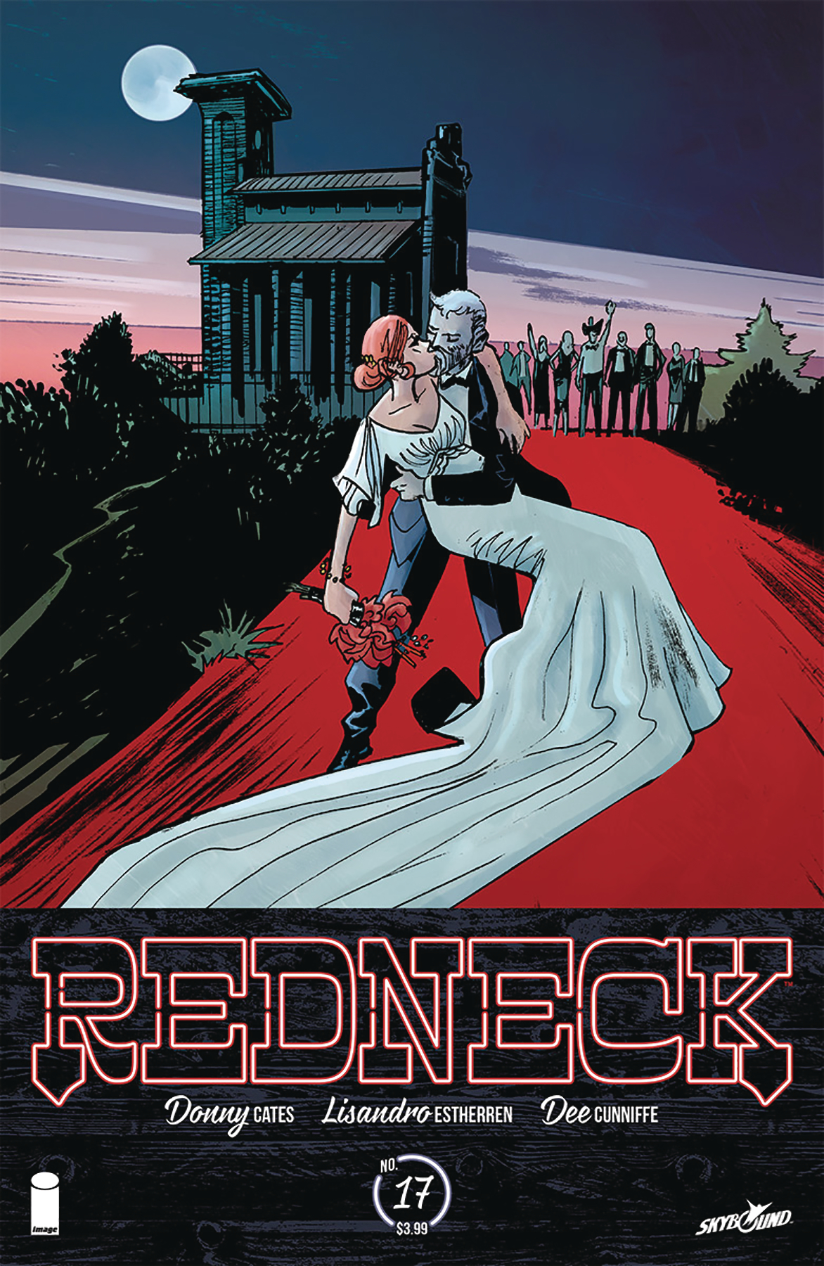 REDNECK #17 (MR)