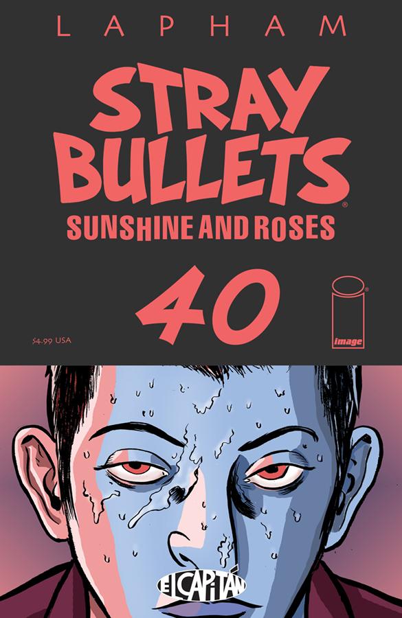 STRAY BULLETS SUNSHINE & ROSES #40 (MR)