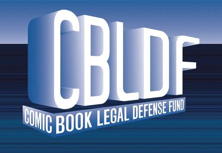 CBLDF RETAILER DEFENDER 2018-19 NO PREMIUMS