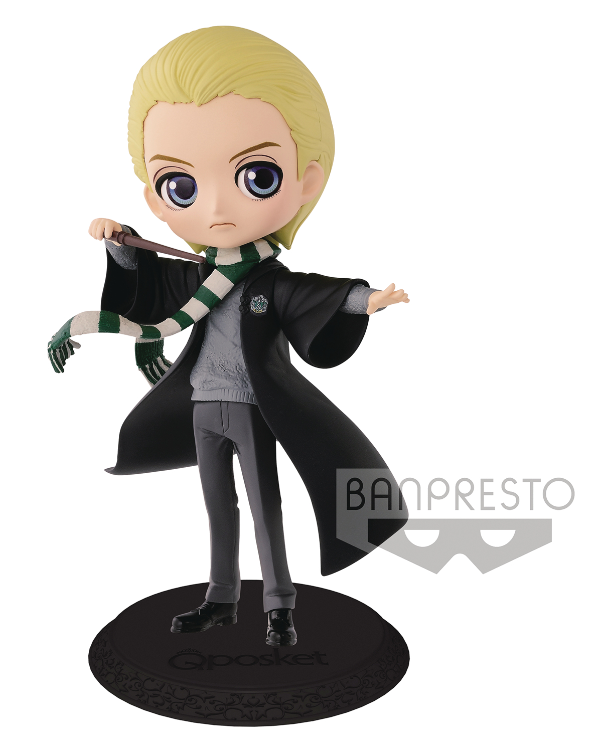 HARRY POTTER Q-POSKET DRACO MALFOY FIG