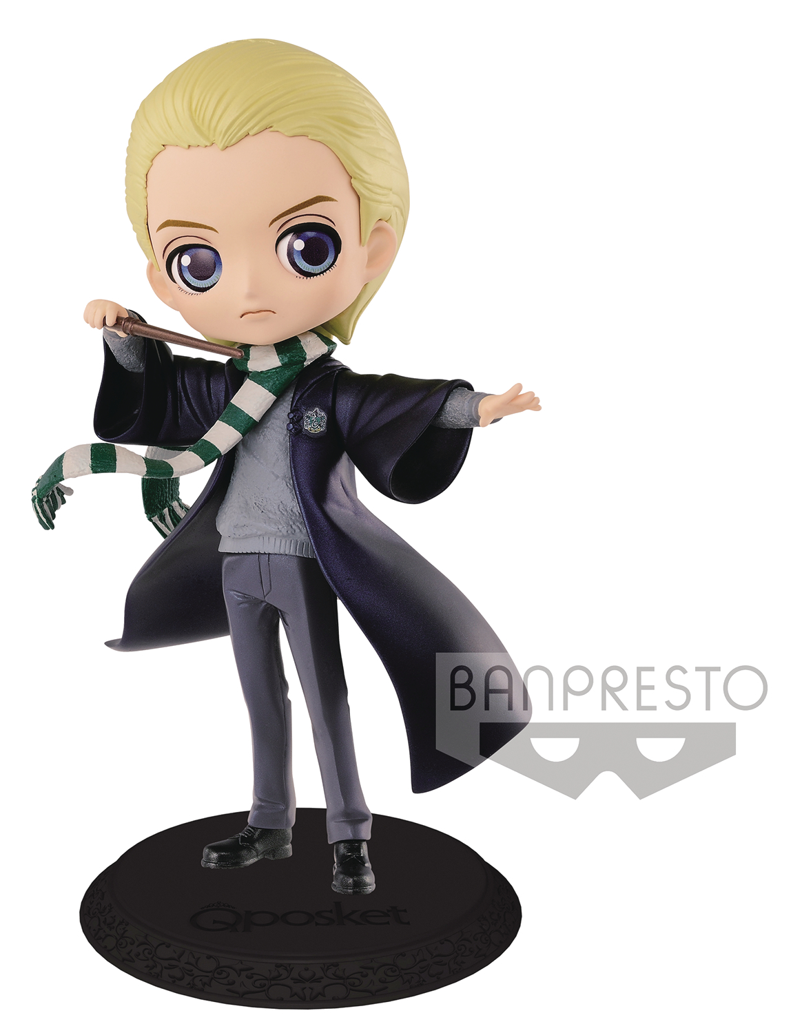 HARRY POTTER Q-POSKET DRACO MALFOY PEARL VER FIG