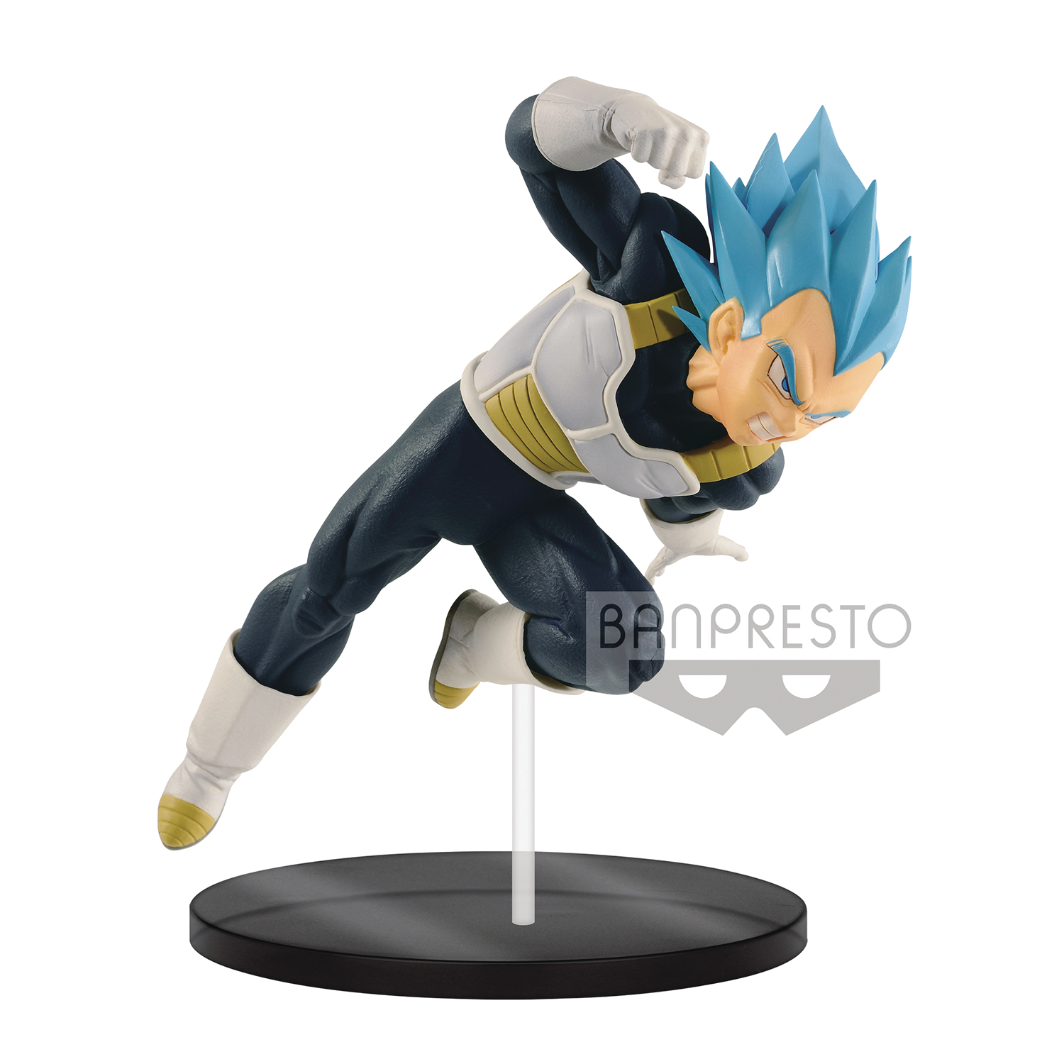 DRAGONBALL SUPER MOVIE ULT SOLDIERS SS GOD VEGETA FIG (O/A)