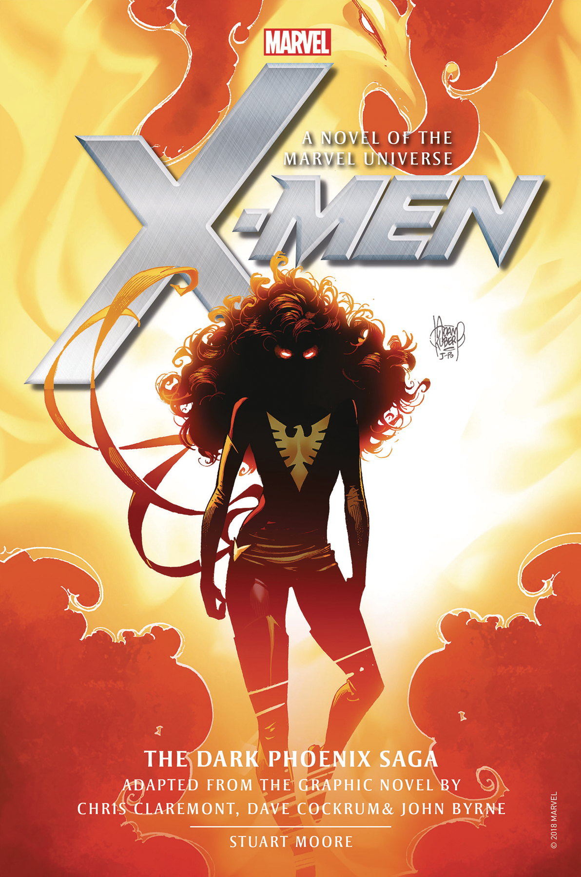 X-MEN DARK PHOENIX SAGA HC (RES)