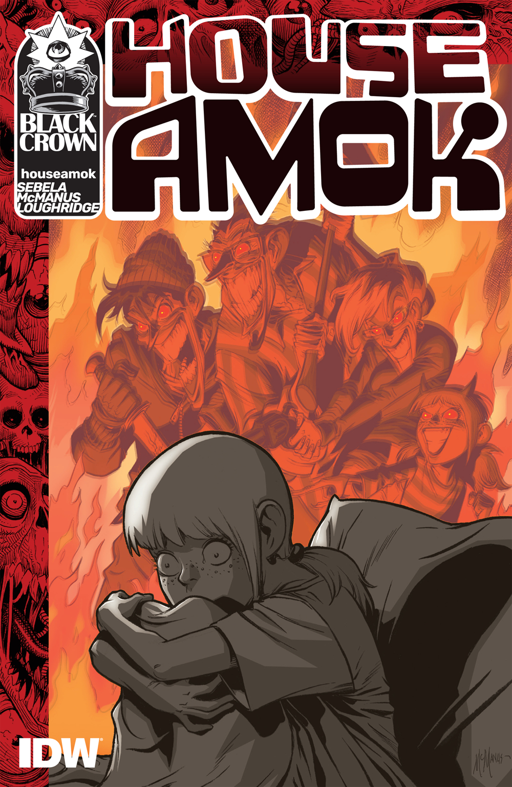 HOUSE AMOK TP VOL 01
