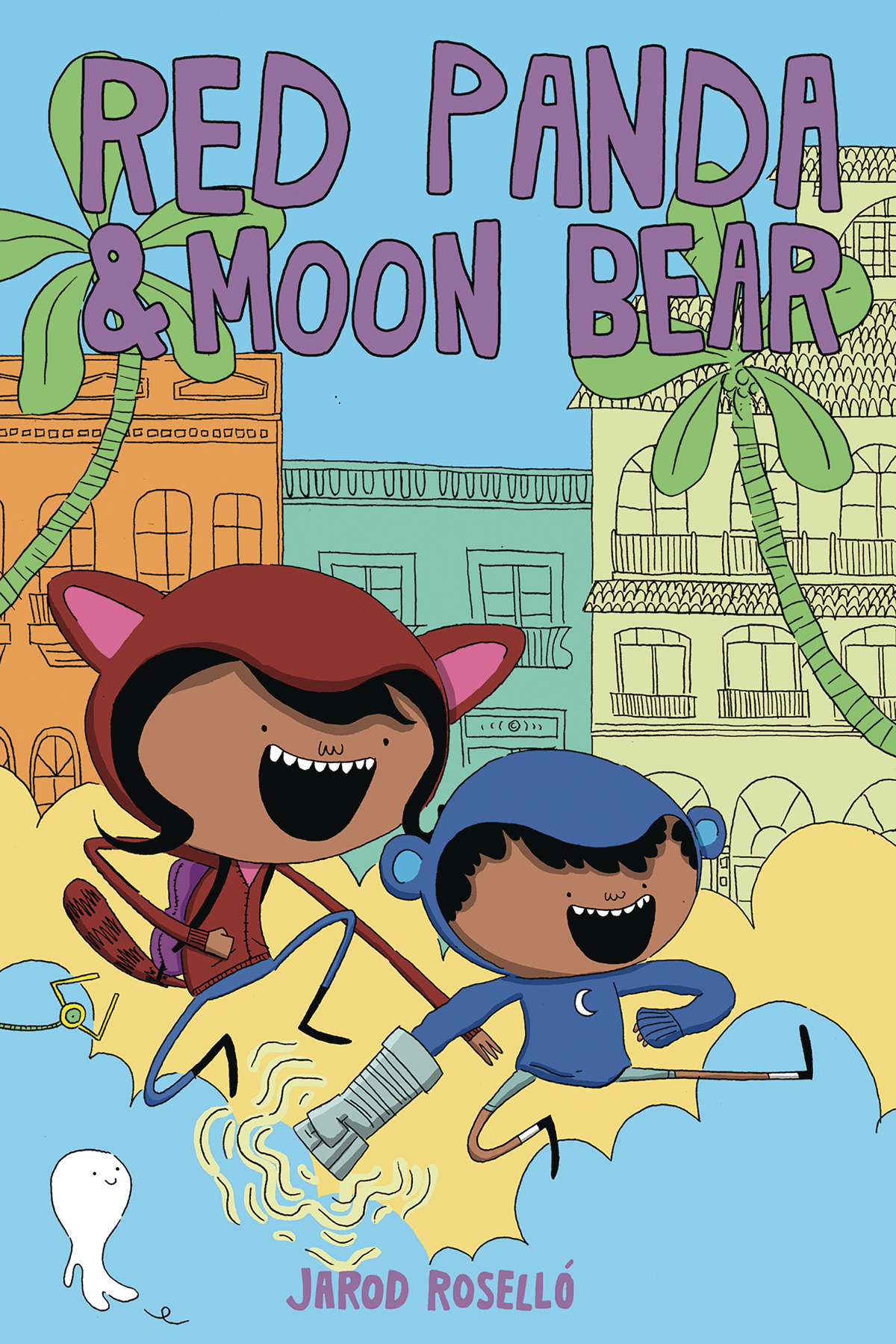 RED PANDA & MOON BEAR TP VOL 01