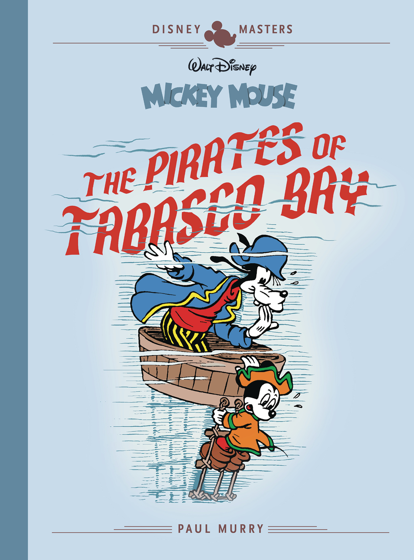 DISNEY MASTERS HC VOL 07 MURRY MOUSE PIRATES TABASCO BAY